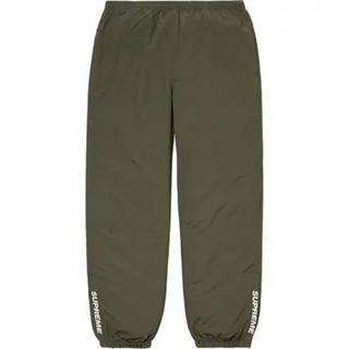 Supreme - Supreme Warm Up Pant Olive M パンツ オリーブ