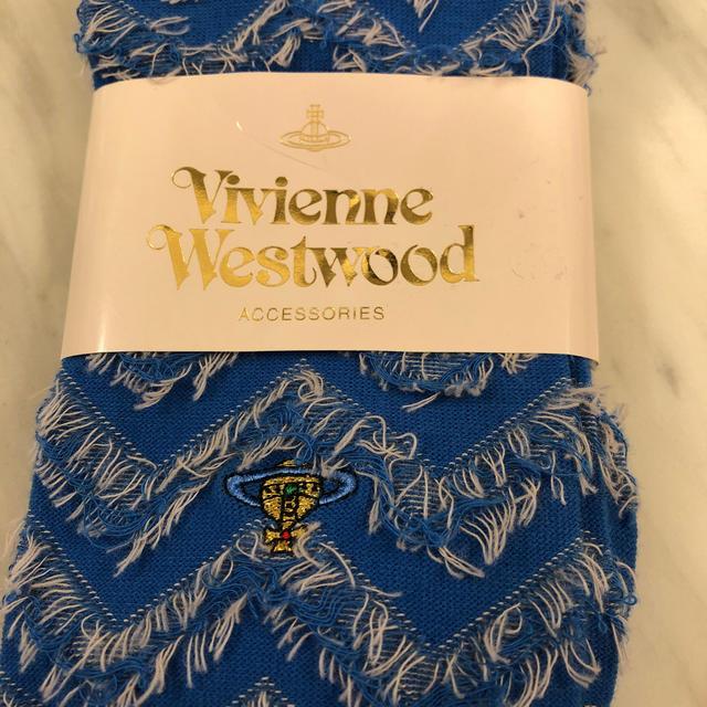 Vivienne Westwood(ヴィヴィアンウエストウッド)の★ヴィヴィアンウエストウッド★靴下 レディースのレッグウェア(ソックス)の商品写真