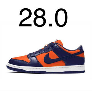 NIKE - NIKE DUNK LOW Champ Colors