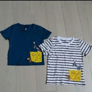 Design Tshirts Store graniph - グラニフ トムとジェリー Tシャツ