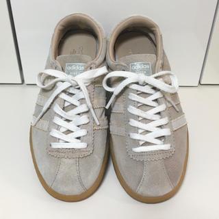 アディダス(adidas)の【大幅値下げ!】adidas TOBACCO RIVEA《23cm》キャメル(スニーカー)