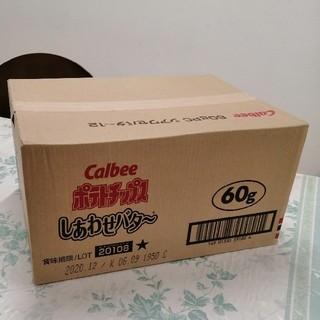 カルビー - Calbee ポテトチップス しあわせバタ〜
