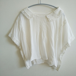 チャイルドウーマン(CHILD WOMAN)の半袖 シャツ(シャツ/ブラウス(半袖/袖なし))