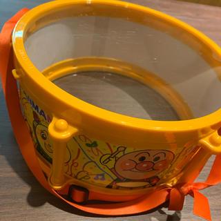 アンパンマン(アンパンマン)のアンパンマン おもちゃ 太鼓 プラスチック タイコ 楽器 音楽 乳児 幼児 知育(楽器のおもちゃ)