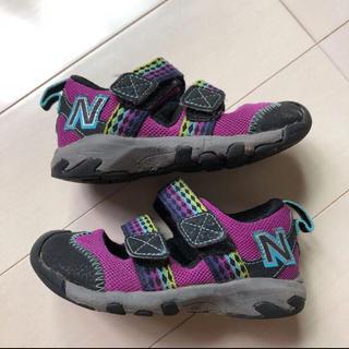 New Balance - ニューバランス サンダル  スニーカー 554 水陸両用 14.5 15