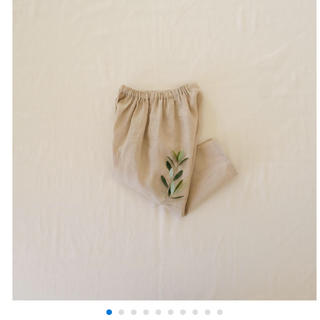Caramel baby&child  - june little closet サルエルパンツ
