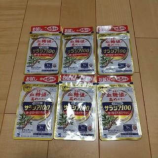 小林製薬 - 【新品・未使用】小林製薬☆サラシア100 ☆5日分×6袋