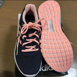 アディダス(adidas)のスニーカーadidas 新品  23.5cm ランニングシューズ(スニーカー)