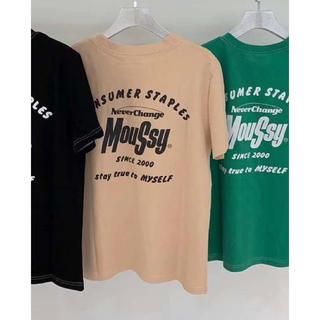 moussy - マウジー 今期 ヴィンテージロゴ tシャツ