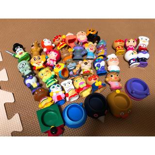 アンパンマン(アンパンマン)のアンパンマン おもちゃ 指人形セット(知育玩具)