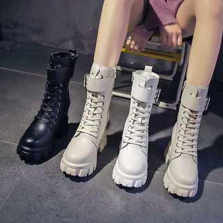 マーティンブーツ レディース夏ウェッジソール 新作NA45253(レインブーツ/長靴)