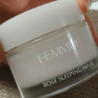 Cosme Kitchen - ファミュ FEMMUE ローズウォータースリーピングマスク
