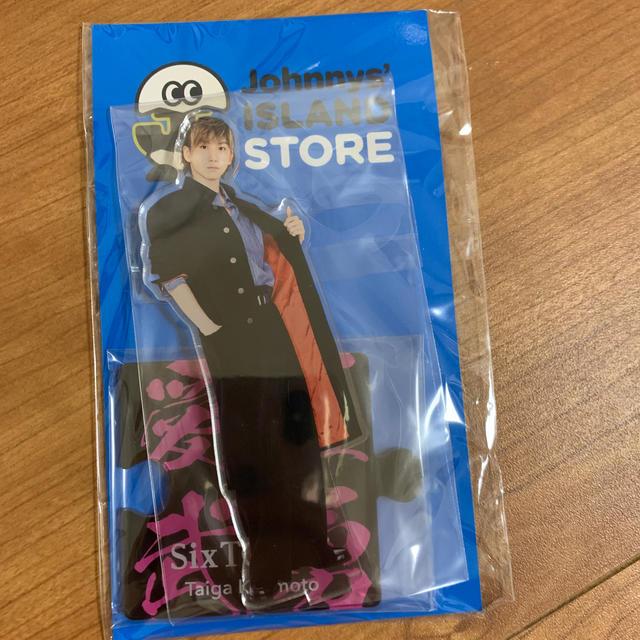 Johnny's(ジャニーズ)の京本大我 アクリルスタンド エンタメ/ホビーのタレントグッズ(アイドルグッズ)の商品写真