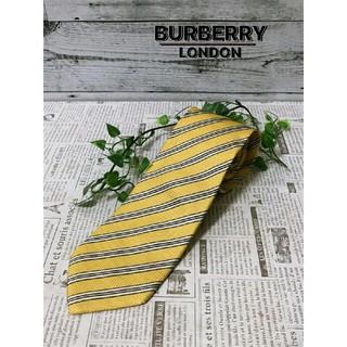 バーバリー(BURBERRY)のBURBERRY LONDON  ストライプネクタイ(ネクタイ)