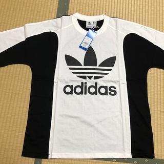 アディダス(adidas)のadidas レディース 半袖 サイズはM(Tシャツ(半袖/袖なし))
