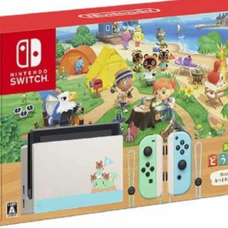 Nintendo Switch - ニンテンドー スイッチ どうぶつの森セット