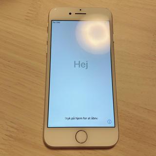 Apple - iPhone7 本体 シルバー 動作確認済み SIMフリー
