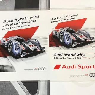 AUDI - アウディ Audi   ステッカー