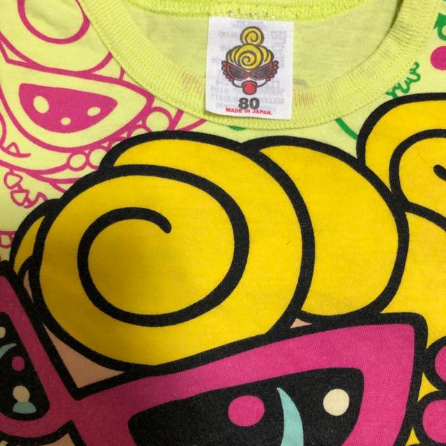 HYSTERIC MINI(ヒステリックミニ)のヒステリックミニ Tシャツ 80 キッズ/ベビー/マタニティのベビー服(~85cm)(Tシャツ)の商品写真