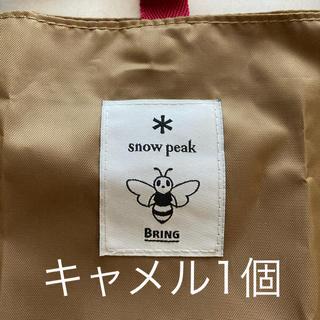 スノーピーク(Snow Peak)のSnowPeak JR東日本 限定エコバック1個(エコバッグ)