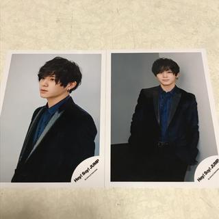 ヘイセイジャンプ(Hey! Say! JUMP)の山田涼介 公式写真 セット(アイドルグッズ)