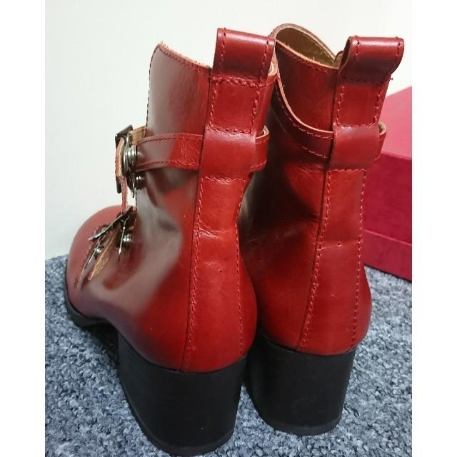 JaneMarple(ジェーンマープル)のジェーンマープル 4連ベルトシューズ Jane Marple レディースの靴/シューズ(ローファー/革靴)の商品写真