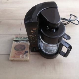 トウシバ(東芝)のコーヒーメーカー(コーヒーメーカー)