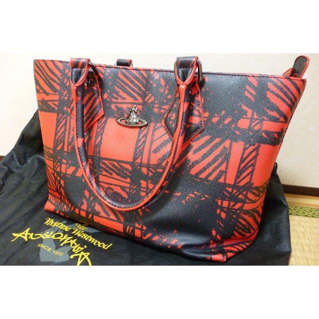 Vivienne Westwood(ヴィヴィアンウエストウッド)のヴィヴィアンウエストウッド バッグ レディースのバッグ(トートバッグ)の商品写真