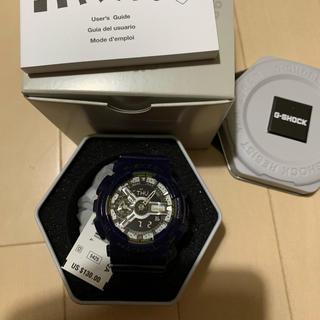 値下交渉可 ネイビー ga 110 新品 未使用 ラメ G-SHOCK(腕時計(デジタル))