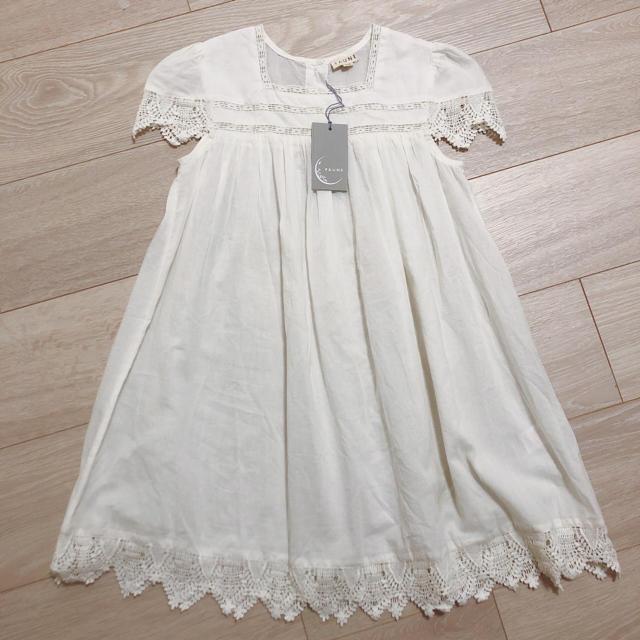 Bonpoint(ボンポワン)のfaune ワンピース  dress キッズ/ベビー/マタニティのキッズ服女の子用(90cm~)(ワンピース)の商品写真