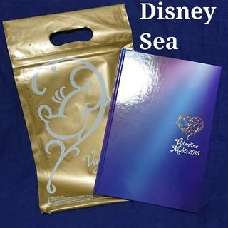 Disney - ディズニーシー 2015年 バレンタインナイト パンフレット 写真集