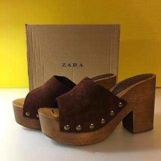 ZARA - ZARA (ザラ) サンダル  23cm