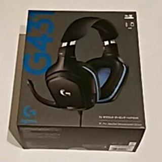 PlayStation4 - ロジクール ゲーミングヘッドセット G431