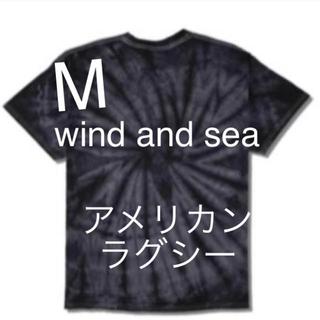 アメリカンラグシー(AMERICAN RAG CIE)のAMERICAN RAG CIE WIND AND SEA Tシャツ(Tシャツ/カットソー(半袖/袖なし))