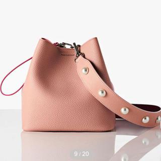 FIND KAPOOR★巾着バック PINGO BAG20 PINK PARL (ショルダーバッグ)