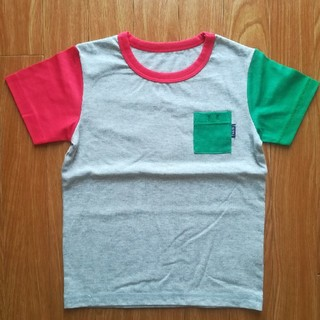 ベルメゾン(ベルメゾン)の新品 半袖 Tシャツ 120㎝(Tシャツ/カットソー)