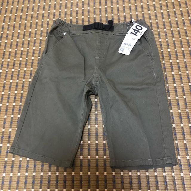 MPS(エムピーエス)のライトオン ハーフパンツ 140 キッズ/ベビー/マタニティのキッズ服男の子用(90cm~)(パンツ/スパッツ)の商品写真