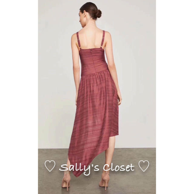 BCBGMAXAZRIA(ビーシービージーマックスアズリア)の⭐️新作SALE ♡ BCBGMAXAZRIA ワンピース ドレス 新品♡ 34 レディースのワンピース(ひざ丈ワンピース)の商品写真
