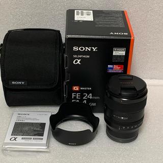 SONY - ソニー FE24mm F1.4 GM ほぼ新品