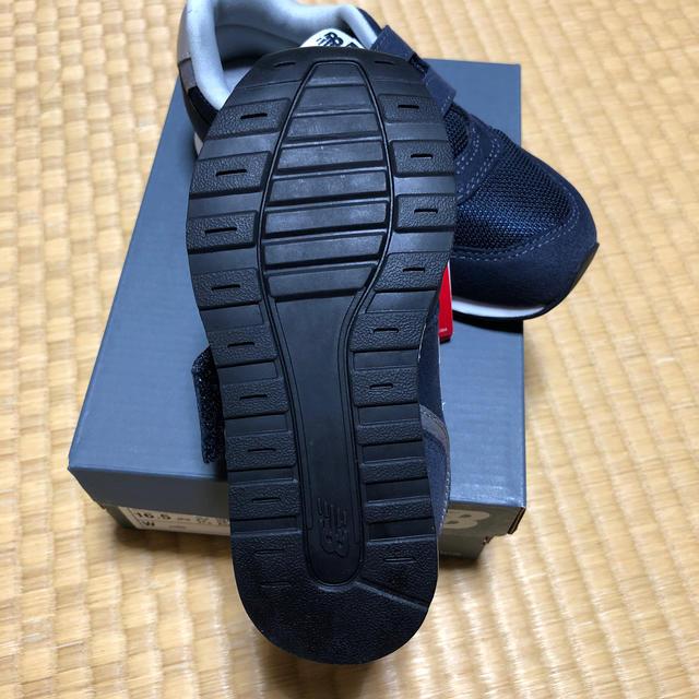 ニューバランス IZ996CNV NANY 16.5cm キッズ/ベビー/マタニティのキッズ靴/シューズ(15cm~)(スニーカー)の商品写真