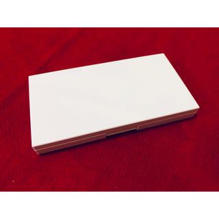ムジルシリョウヒン(MUJI (無印良品))の無印良品 ファンデーションケース 新品未使用(ファンデーション)