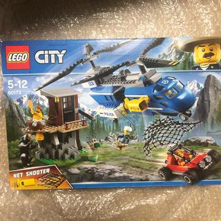 Lego - レゴ(LEGO) レゴシティ 山の逮捕劇 60173 ブロック 男の子