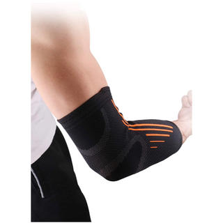 GULAKI 肘サポーター Lサイズ(トレーニング用品)