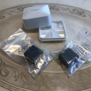 ARSOA - アルソア クイーンシルバー 石鹸、サンプル2個。 ケースを一つプレゼント