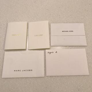 トムフォード(TOM FORD)のブランド 封筒 5枚セット(カード/レター/ラッピング)