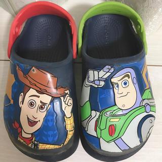 ディズニー(Disney)のトイストーリー クロックス(サンダル)