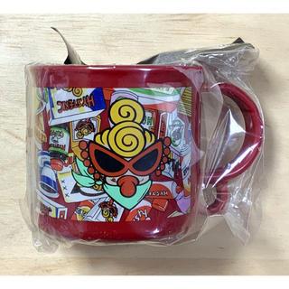 ヒステリックミニ(HYSTERIC MINI)のヒスミニ☆正規品☆新品☆プラカップ☆コップ☆キッチンMINI☆赤(マグカップ)