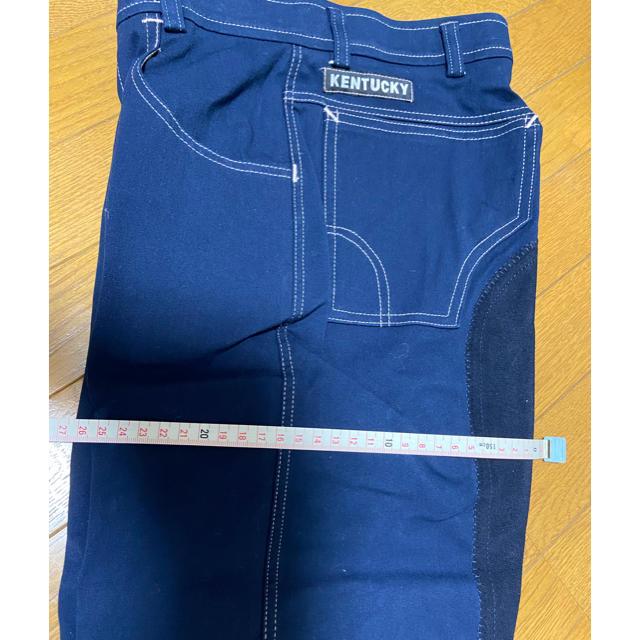 KENTUCKY♡Polo Club 乗馬用キュロット ネイビー レディースのパンツ(キュロット)の商品写真