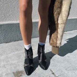 ALEXIA STAM - juemi ウエスタン ブーツ