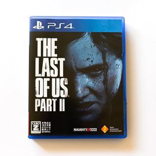 プレイステーション4(PlayStation4)の【コード未使用】The Last of Us Part II 通常版(家庭用ゲームソフト)